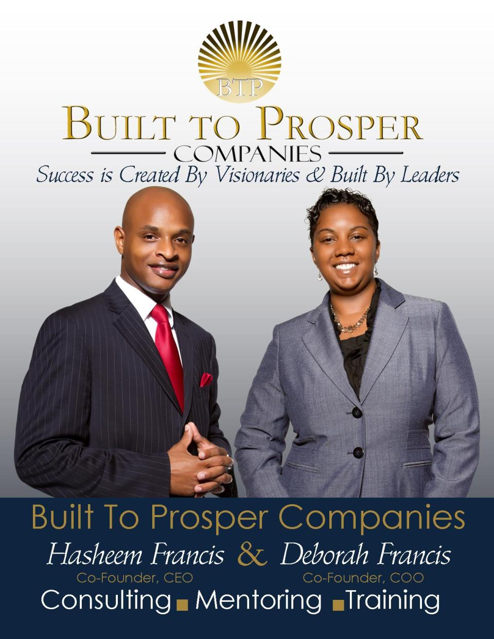 Built To Prosper Companies Inc. Brochure