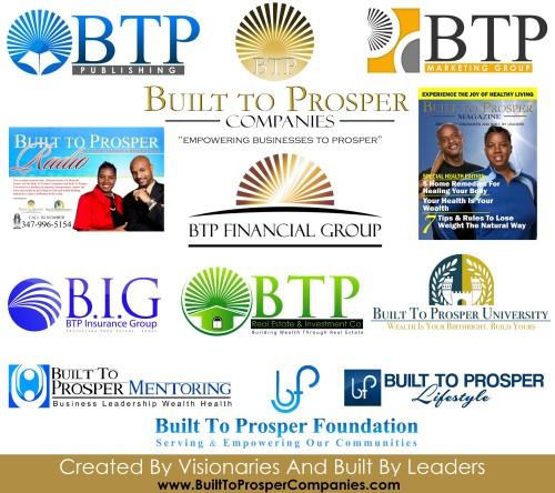 BTP Branding