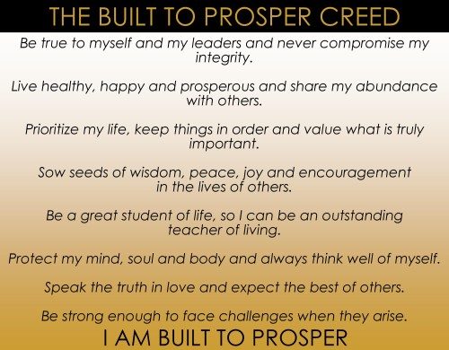 BTP CREED
