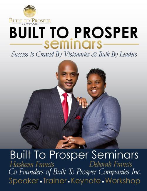 Built To Prosper Seminar Brochure